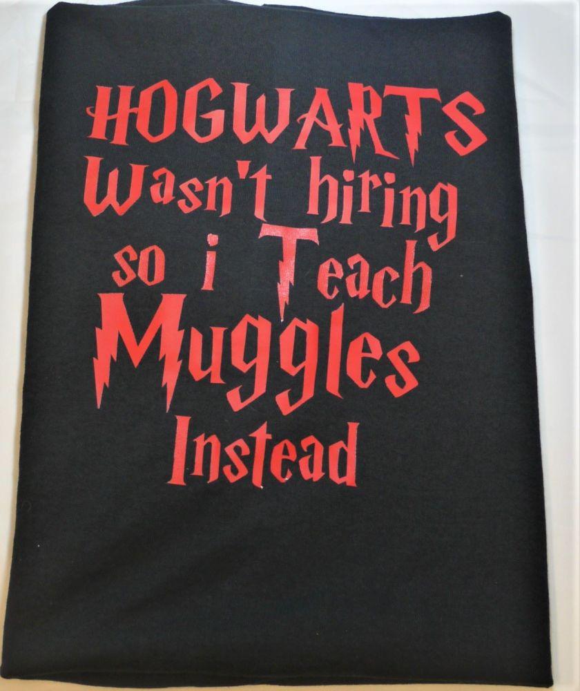 Hogwarts wasn't hiring