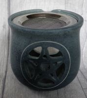 .Resin Burner - Soapstone