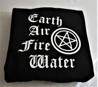 Earth, Air, Fire, water Hoodie