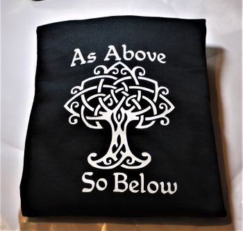 """As above so below""Hoodie"
