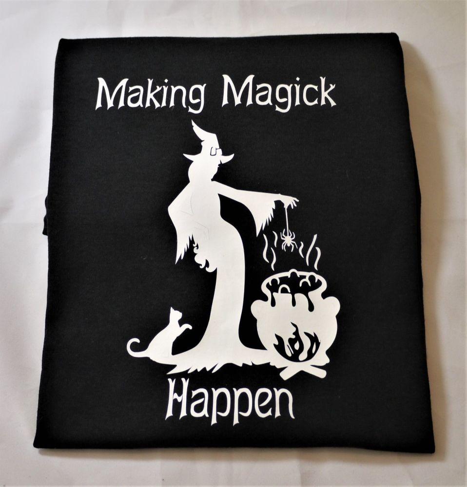Making Magick Happen