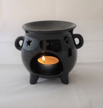 Oil Burner - Cauldron
