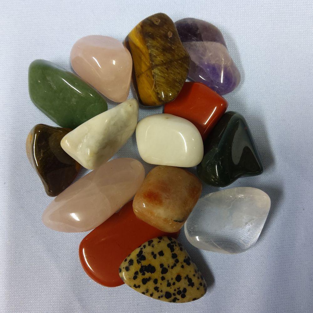 Tumblestone Crystals