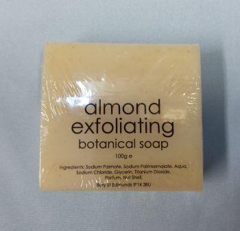 Almond Exfoliationg Botanical Soap