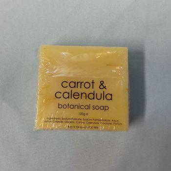 Carrot & Calendula Botanical Soap