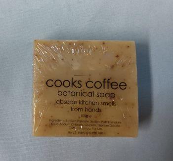 Cooks Coffee Botanical Soap