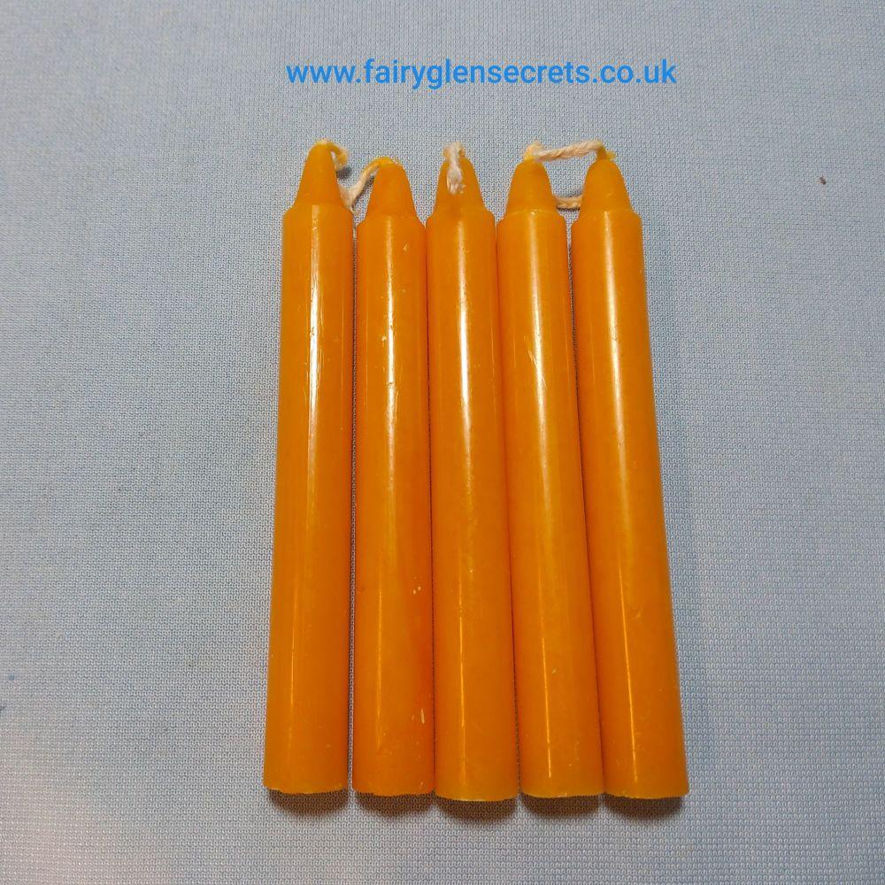 Orange Spell Candle