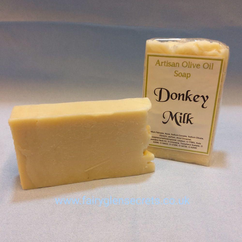 Donky milk Olive Oil Soap
