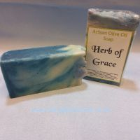 Herb Of Grace Olive Oil Soap
