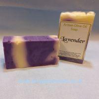 Lavender Oilve Oil Soap