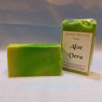 AloAloe Vera Olive Oil Soap