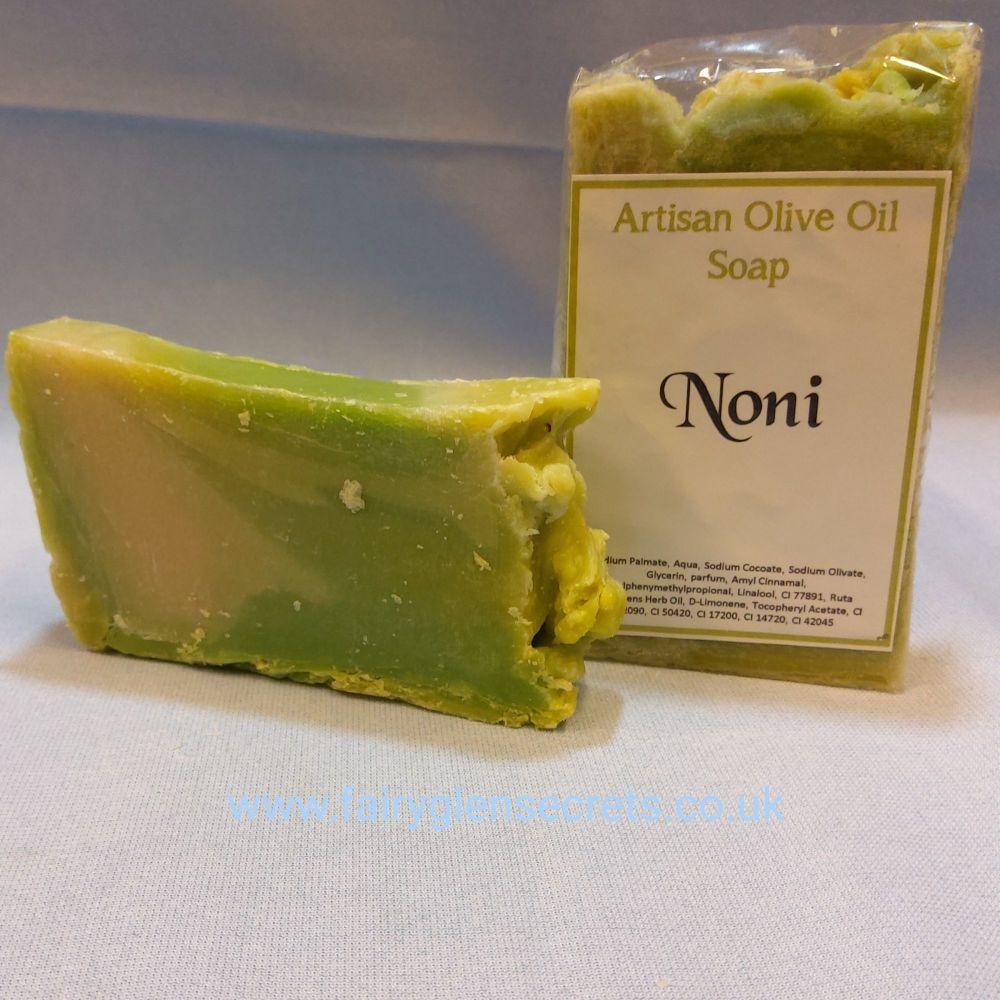 Noni Olive Oil Soap