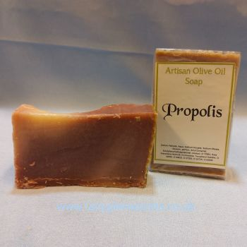 Propolis Olive Oil Soap