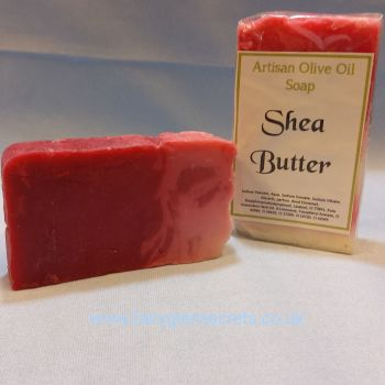 Shea Butter Olive Oil Soap