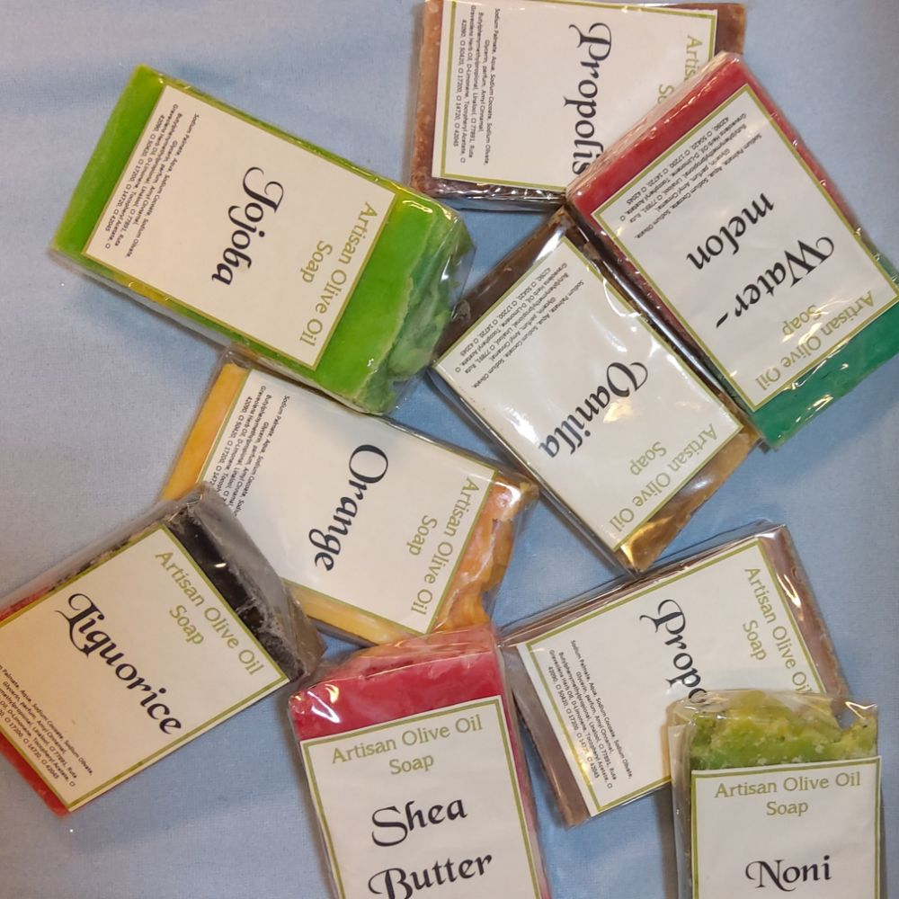 Olive oil Soaps