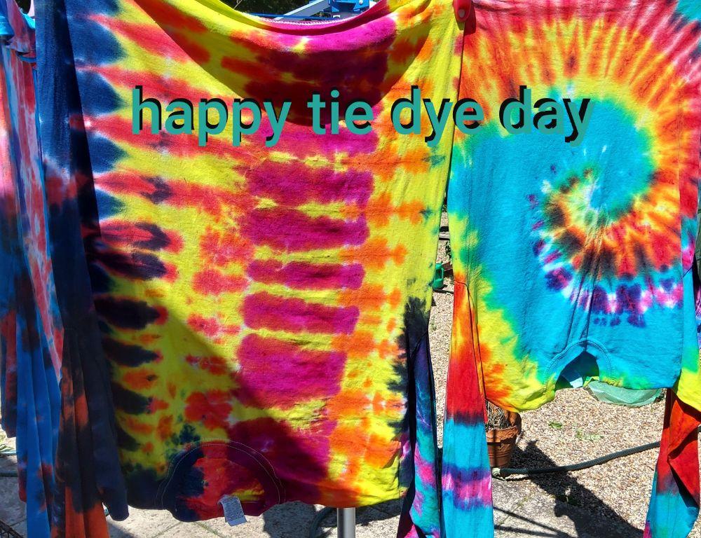 Tye Dye