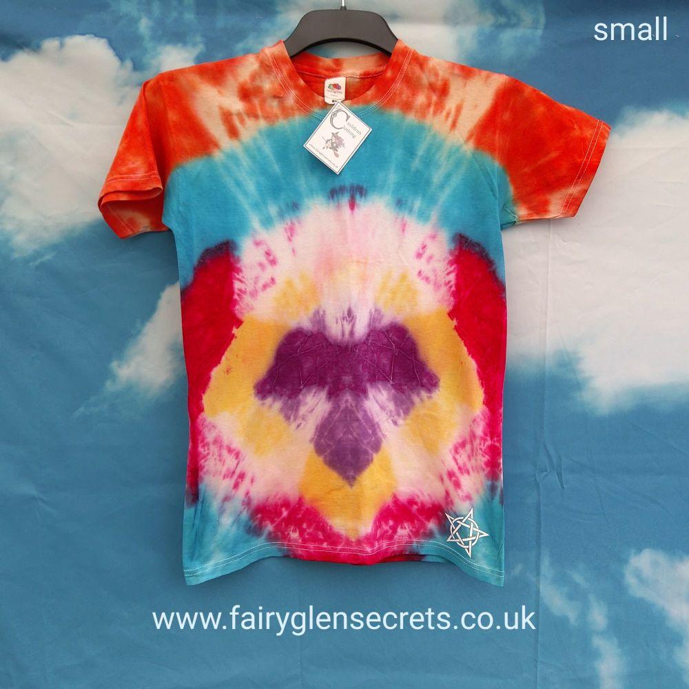 Tye dye T'shirt - Small