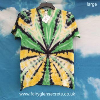 Tye Dye T'shirt - Large