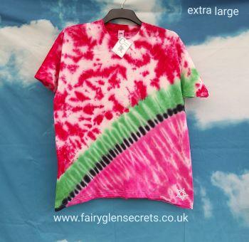 Tye Dye T'shirt - Extra Large