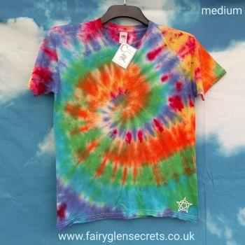 Tye dye T'shirt - Medium