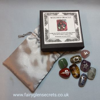Witches Oracle Set