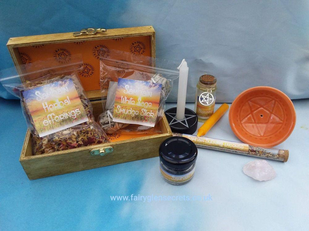 Samhain Blessing kit