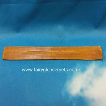Wooden Flat incense holder