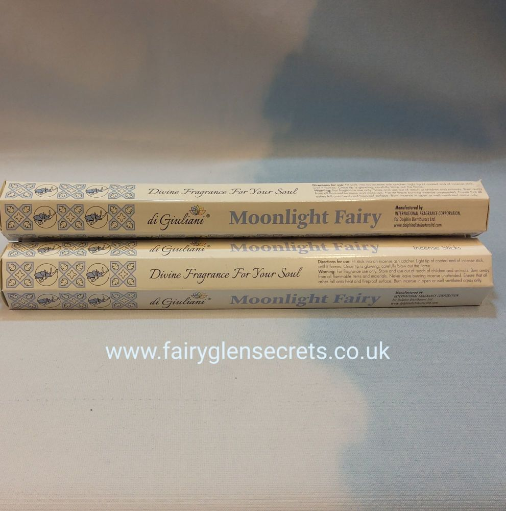 Moonlight Fairy Incense Sticks