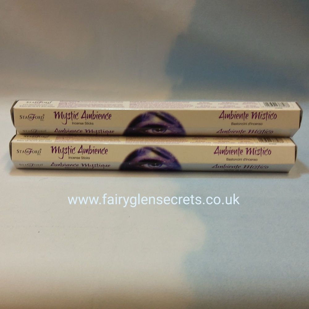 Mystic Ambience Incense Sticks