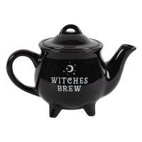 Kitchen witch Tea pot