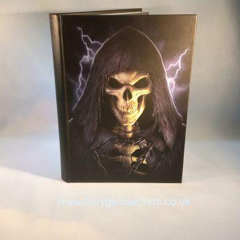 A5 Skull Journal