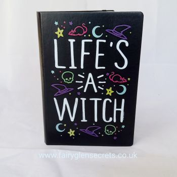 A5 Life's A Witch Journal