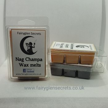 """Nag Champa"" Fragranced Wax Melts"