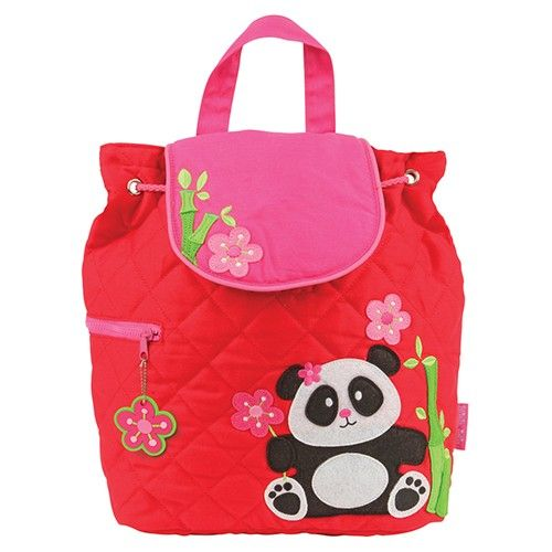 Personalised Panda bag