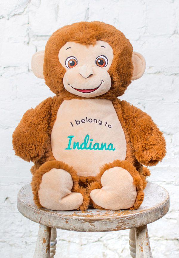 Bugaloo Cubby Teddy Bear