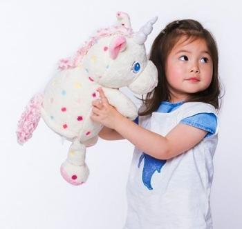 Aurora Cubby Unicorn