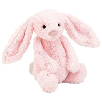 Jellycat Personalised Pink Bunny Rabbit