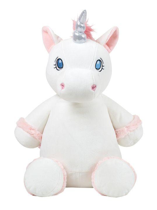 White Cubby unicorn
