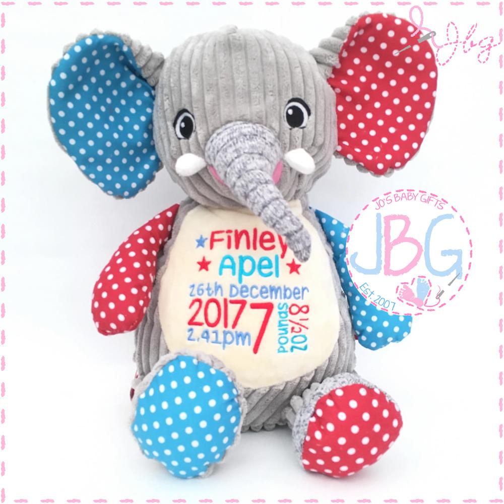 Harley Cubby Elephant