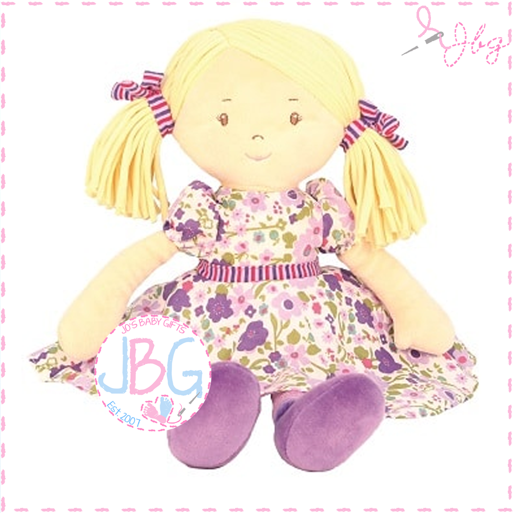 Personalised Rag doll - Peggy