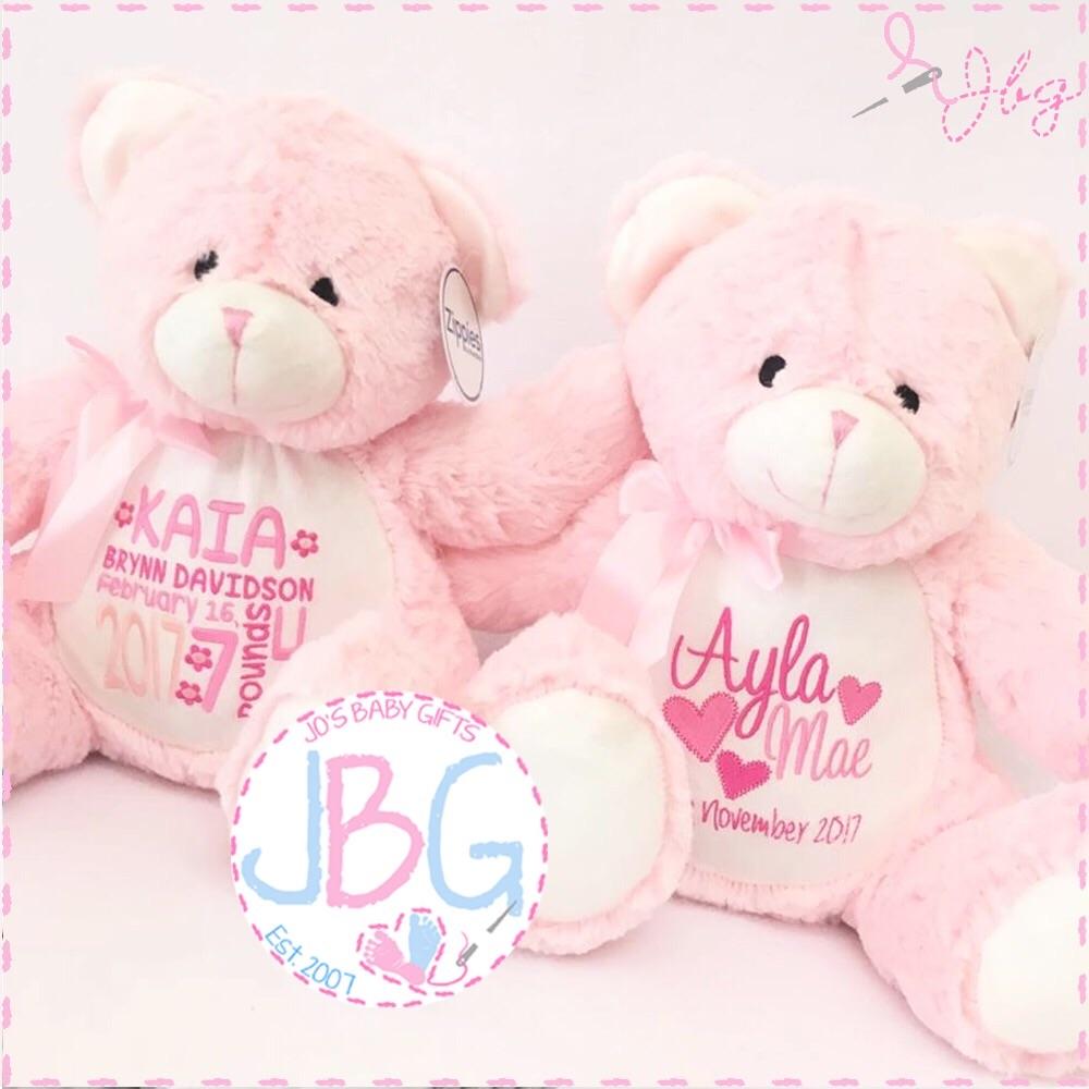 Mumbles Pink Bear