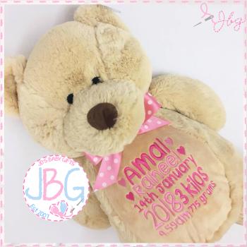 Mumbles Teddy Bear