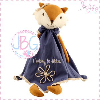 Personalised Fox Doll