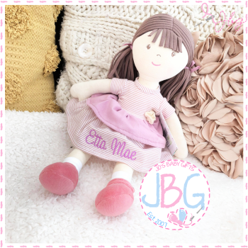 Pastel Rag dolls