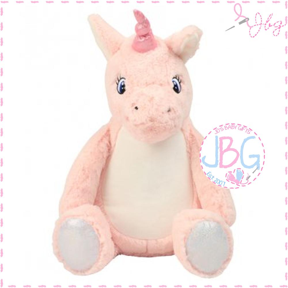Mumbles Pink Unicorn Bear - PRE ORDER - COMING SOON