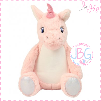 Mumbles Pink Unicorn Bear - PRE ORDER - COMING SOON
