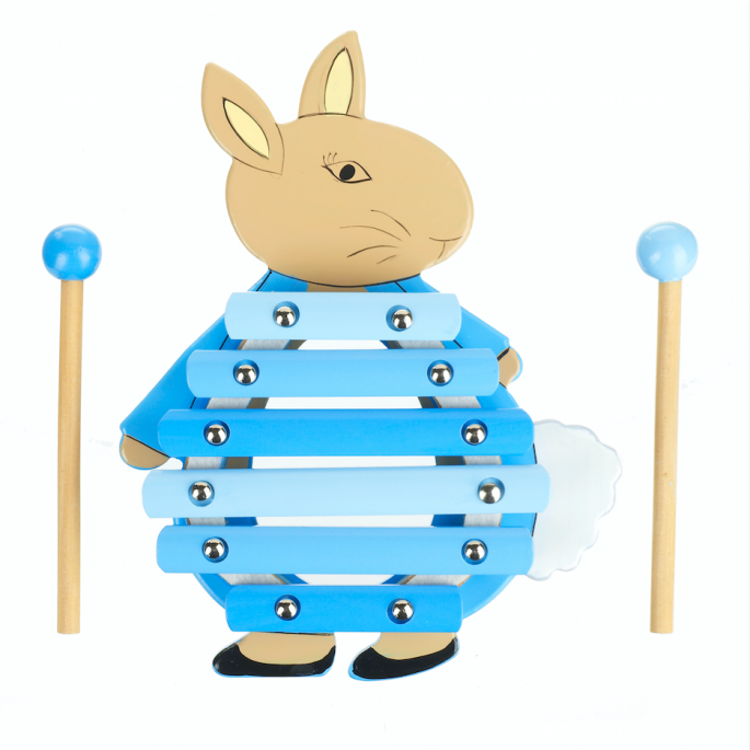 Peter Rabbit™ Xylophone