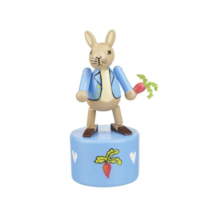 Peter Rabbit™ Push Up