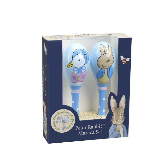 Peter Rabbit™ & Jemima Puddle-Duck™ Maraca Set