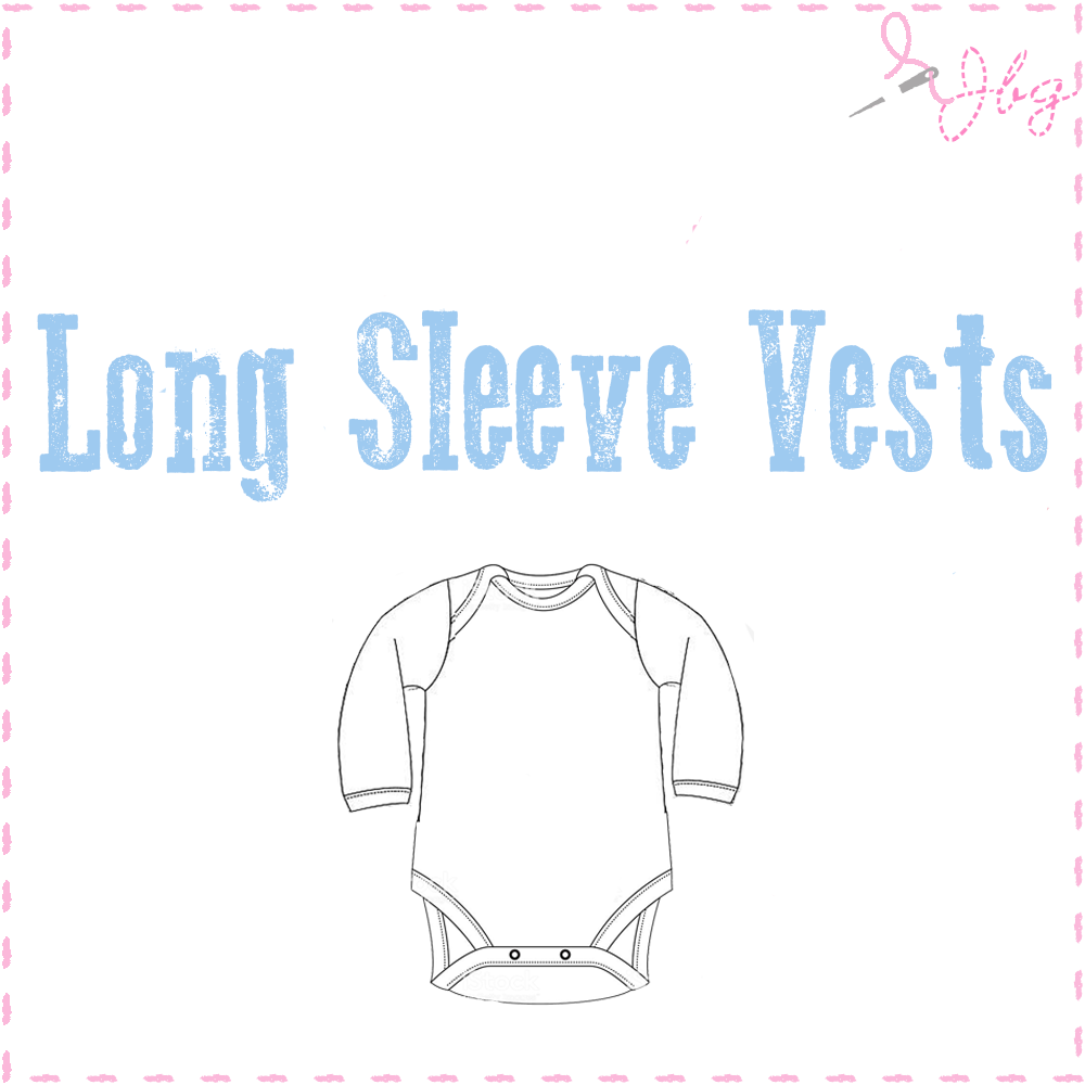 Long Sleeve Vests
